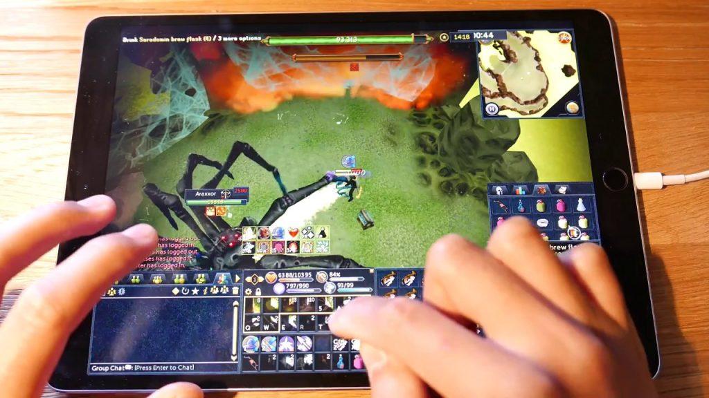 Runescape Minigame