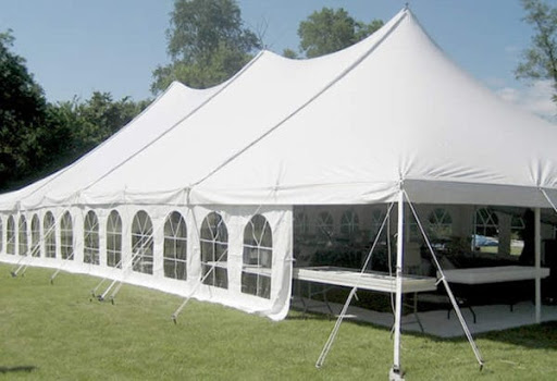 Tent rental ideas